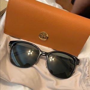 Tory Burch sunglasses- WORN ONCE